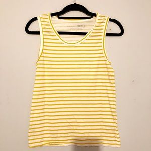 Anthropologie x IMRIE Striped Tank Top